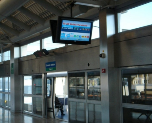 ITSEnclosure LCD JFK Airport