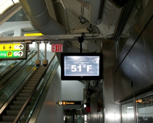 ITSEnclosure LCD JFK Airport