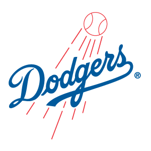 Dodger's Baseball Team Logo