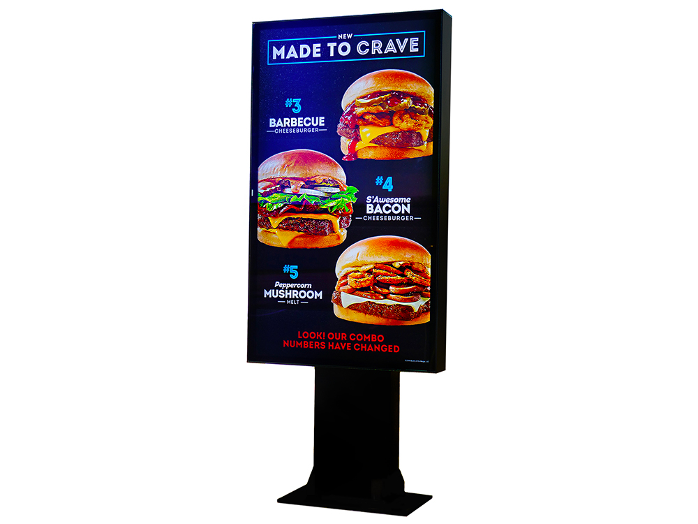 Gen VI ViewStation Outdoor Digital Boards