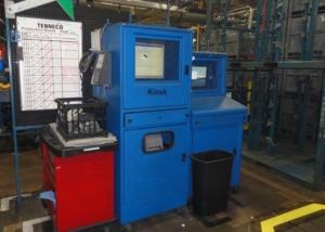 industrial computer enclosure icestation itsenclosures titan hinged printer door
