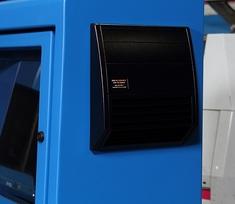 industrial computer enclosure filtered fan system itsenclosures icestation