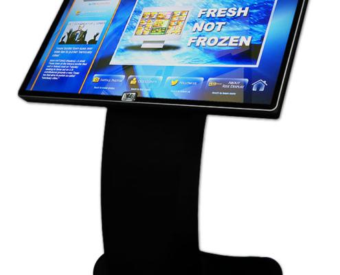 ITSEnclosure LCD InfoStatioin