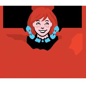 Wendys Fast Food Restaurant Logo