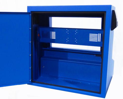 ID303130-12 desktop titan rear of cabinet icestation itsenclosures
