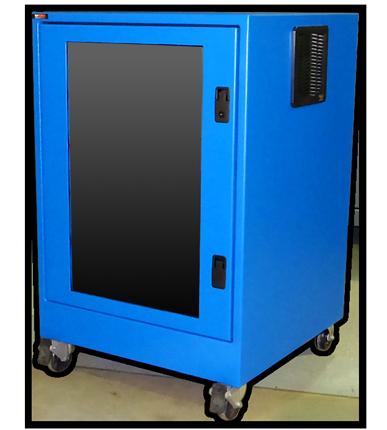 IS362626-12 icestation its enclosures printer box enclosure