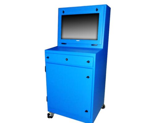 NEMA 4 TITAN IceStation ITSENCLOSURES computer enclosure