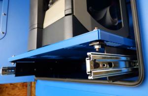 Nema 4 printer enclosure tray