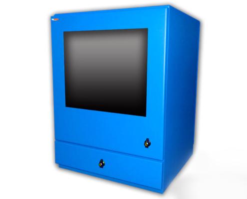 ID34 NEMA 4 Pc Computer Enclosure IceStation ITSENCLOSURES