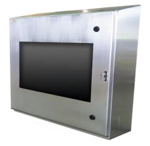 Flat Panel Monitor Enclosure