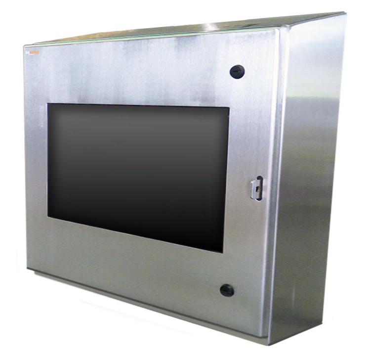 Flat Panel Monitor Enclosure