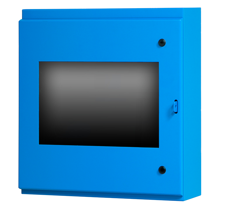 NEMA-4 Flat Panel Monitor Enclosure