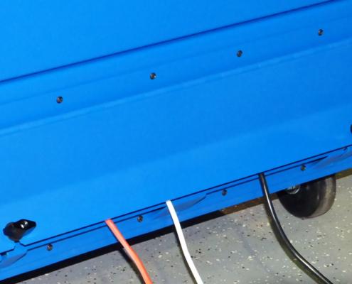 NEMA-12 Enclosure Product Shot Cables