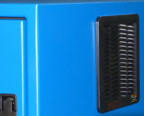 NEMA-12 Enclosure Product Shot Vents