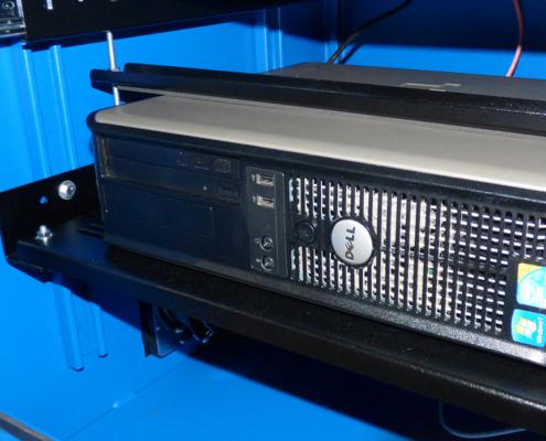 NEMA-12 Enclosure Product Shot Computer