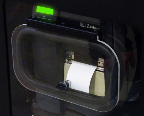 PB262426-12-Printer-Box-Enclosure-front-hinged-printer-door-icestation-itsenclosures