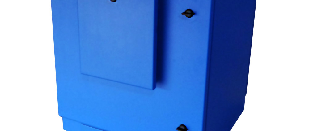 PB28-04 printer box enclosure icestation itsenclosures heavy duty