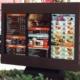 dunkin donuts outdoor digital menu boards viewstation itsenclosures