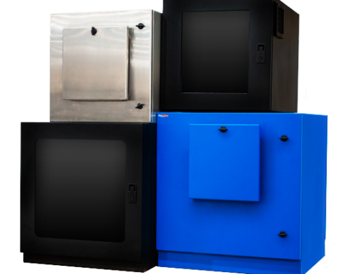 itsenclosures printer box enclosures icestation printer cabinets
