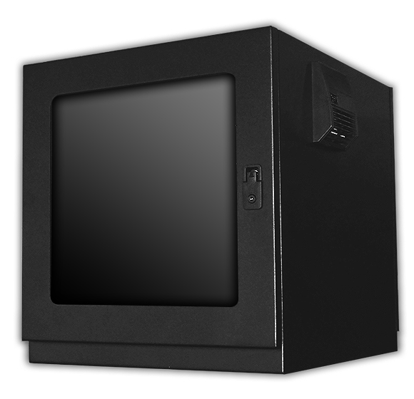 Printer Enclosure Box Cabinet Industrial NEMA 12