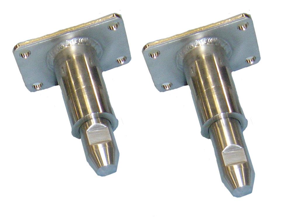 stainless steel nema 4x sanitary leg kit itsenclosures icestation adjustable