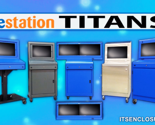 IceStation TITANS PC Enclosures Computer Enclosure ITSENCLOSURES