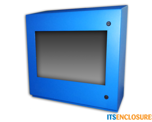 Monitor Enclosure NEMA 04 Painted Steel