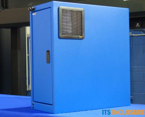 NEMA 12 PC Tower Enclosure Product Fan System