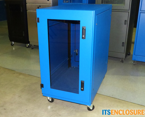 IR40 rack mount enclosure icestation itsenclosures