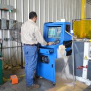 IceStation TITAN pc computer enclosure ITSENCLOSURES industrial heavy duty enclosure with operator
