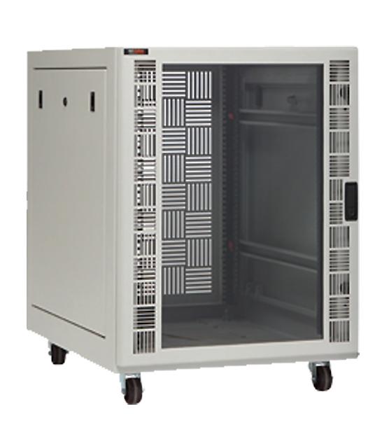 NS302437 vented rack enclosure itsenclosures netstation