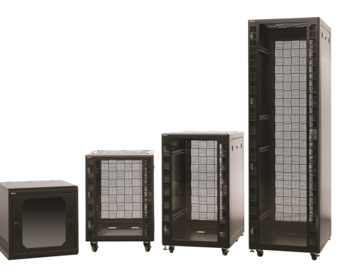 NetStation Family ITSENCLOSURES vented rack enclosures rack channel