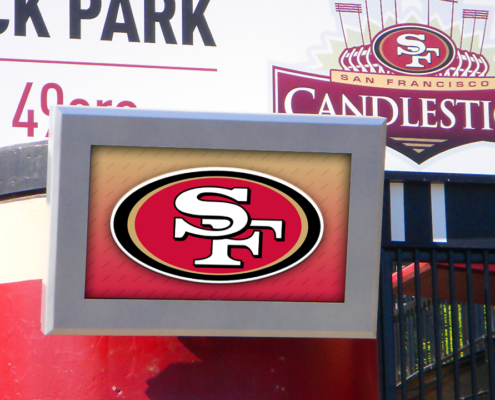 ViewStation Universal Candlestick Park ITSENCLOSURES