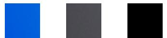 blue gray black icestation itsenclosures powder coating