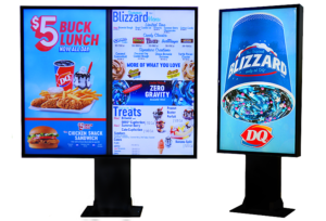 digital signage itsenclosures