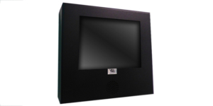 Urinal 13-inch lcd vented enclosure itsenclosures