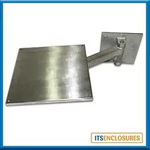 WMA-STAINLESS STEEL ICESTATION WALL MOUNT ARM