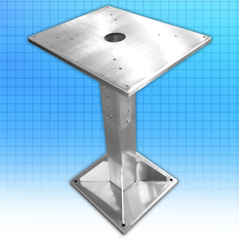 ICESTATION ITSENCLOSURES PEDESTAL