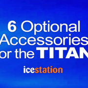 IceStation TITAN pc computer enclosure ITSENCLOSURES industrial accessories