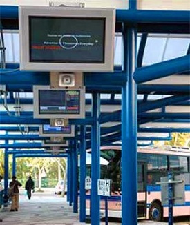 Bermuda Bus Station ViewStation by ITSENCLOSURES