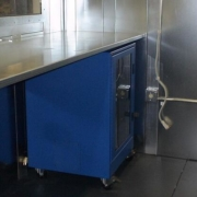 IS362626-NEMA 12 Printer Enclosure - Engineered Software Products ESP IceStation ITSENCLOSURES