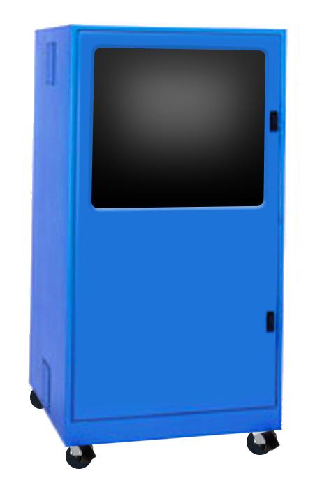 IS663636-12 printer enclosure icestation itsenclosures