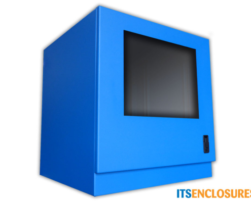 ID28-04 IceStation Rack Enclosure ITSENCLOSURES product