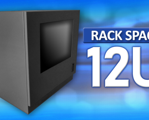 IR28-04 Offers 12U of rack space IceStation ITSENCLOSURES