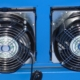 filtered fan system icestation computer enclosure thermal management