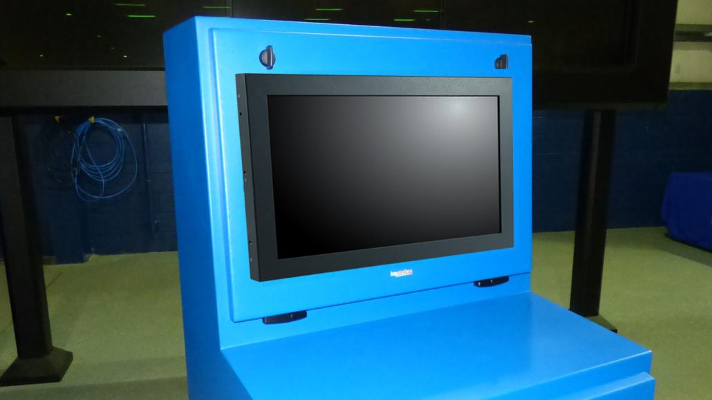 nema 4 titan panel mount door icestation itsenclosures