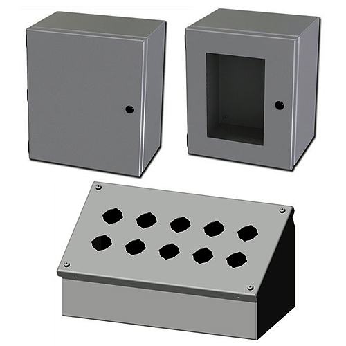 ITSENCLOSURES IceBox Junction Enclosures electrical electronic enclosure