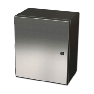 Stainless Steel Wall Mount Electrical Enclosure icebox itsenclosures