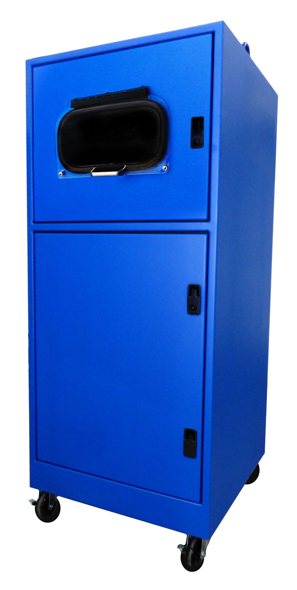 PB56-12 IceStation Freestanding Printer Enclosure ITSENCLOSURES