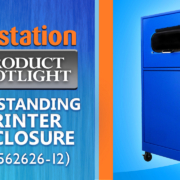 PB56-12 Printer Enclosure ITSENCLOSURES ICESTATION NEMA 12
